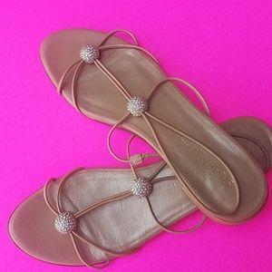 Swarovski Sandals!!!😊🌺🌺